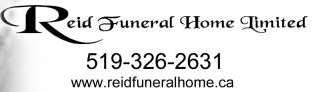 Reid Funeral Home Ltd